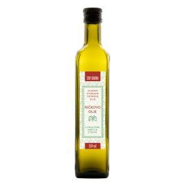 Ekološko hladno stiskano olje rička (camelina sativa) – Totrovo olje