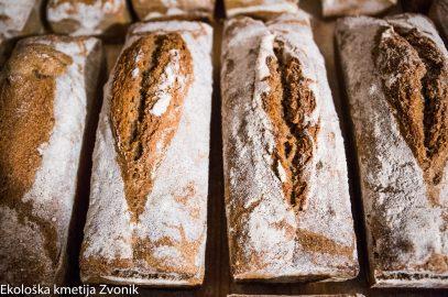 Kako spečemo pirin kruh s kislim testom
